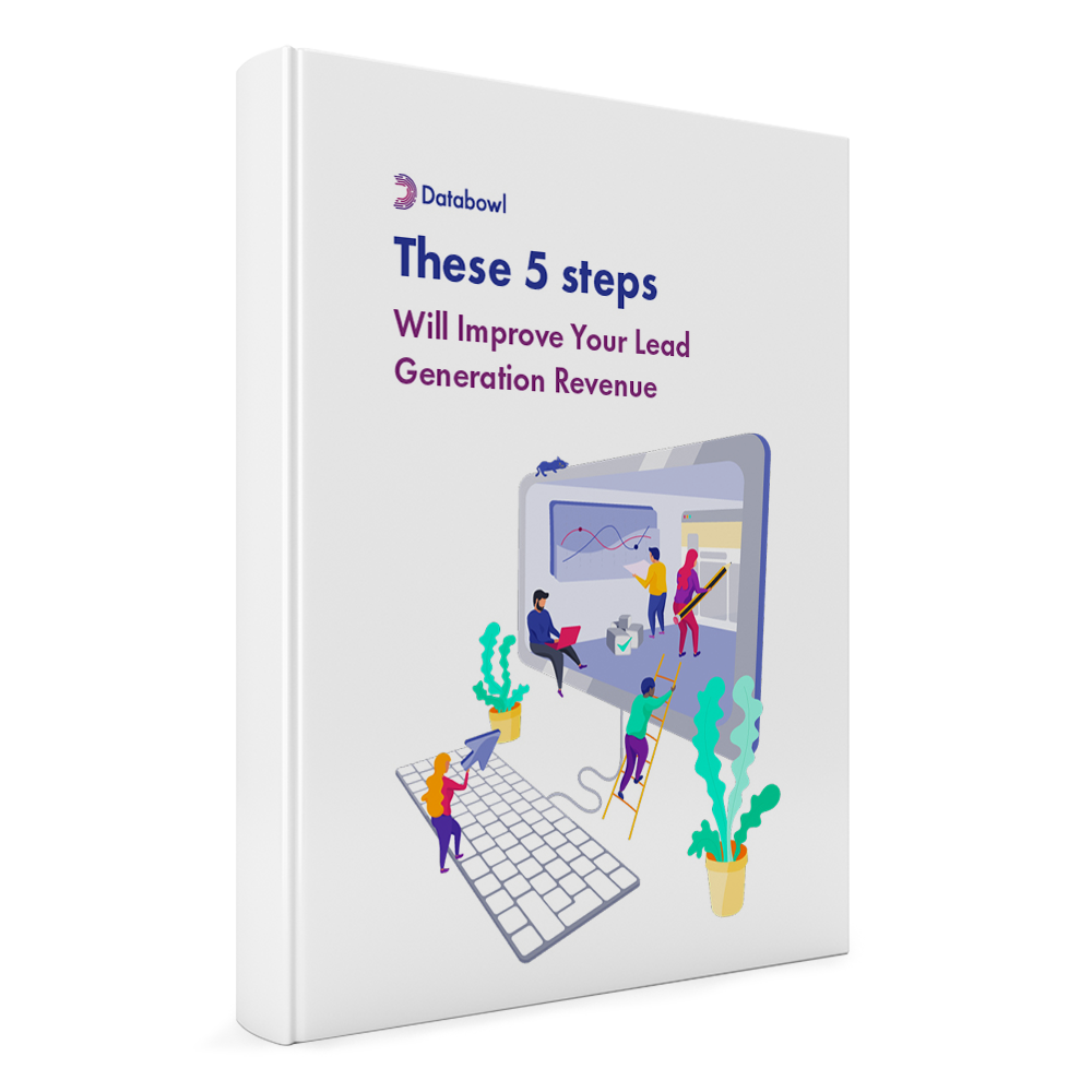 These 5 steps Will Improve Your Lead Generation Revenue